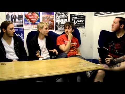 The Algorithm Interview - Ivory Blacks Glasgow - 13/05/2013 - Rock n Reel Reviews