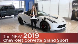 New 2019 Chevrolet Corvette Grand Sport - Mpls, St Cloud, Monticello, Buffalo, Rogers, MN - Review