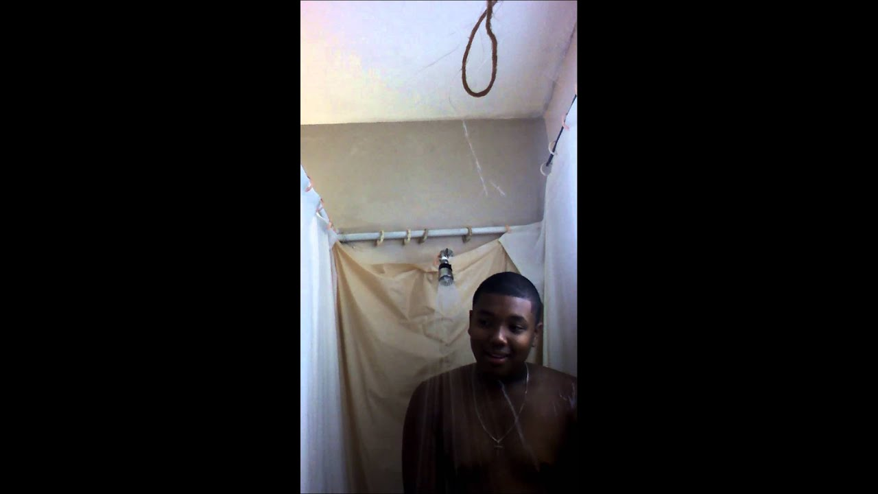 Mom caught me in the shower