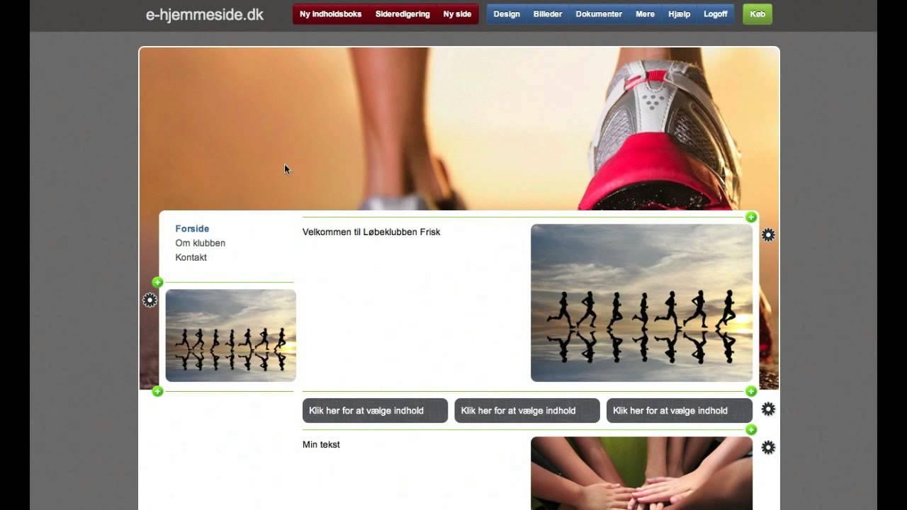 WordPress hjemmeside - Lav din egen hjemmeside med WordPress
