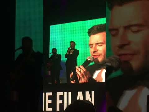 Shane Filan - About You (Newcastle - Love Always Tour 2017)