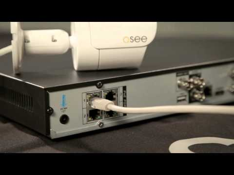 How to setup an IP Camera with a Q-See NVR