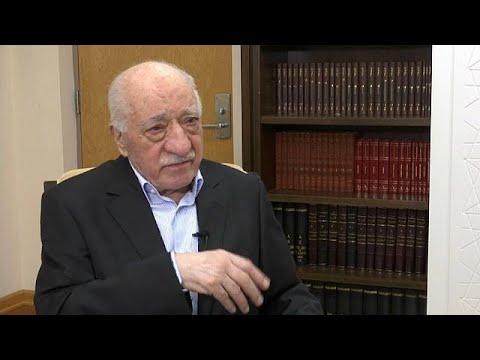 Fethullah Gülen: Türkiye bana saldırı düzenleyebilir - YouTube