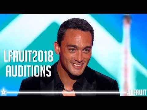 Jean-Baptiste Guegan  | Auditions |  France's got talent 2018