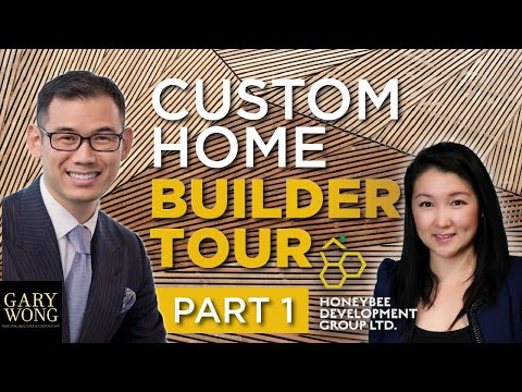 Custom Home Builder Tour | Part 1 | Honey Bee Development Group