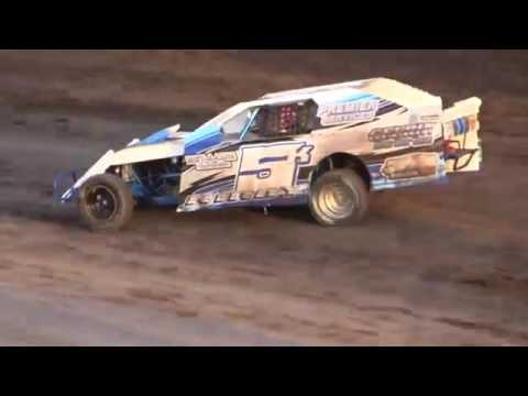 Bakersfield Speedway 4 25 15 HEAT RACES