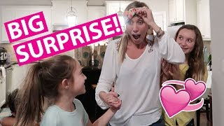 HUGE Valentine's Day SURPRISE!
