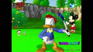 Disney Golf - Gameplay PS2 HD 720P