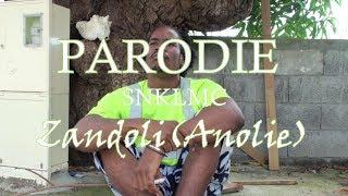 [PARODIE] SNKLMC - Zandoli -(Psquare chop my money) + Inedit 2014