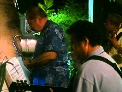 Banda de jazz en Antica