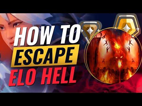 5 WAYS To ESCAPE ELO HELL & CLIMB - Valorant Tips & Tricks