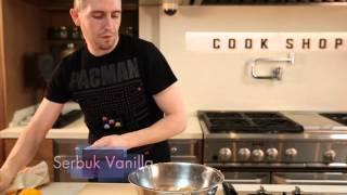 Mamma Mia!: Baci di Dama Recipe by Chef Matteo Meacci