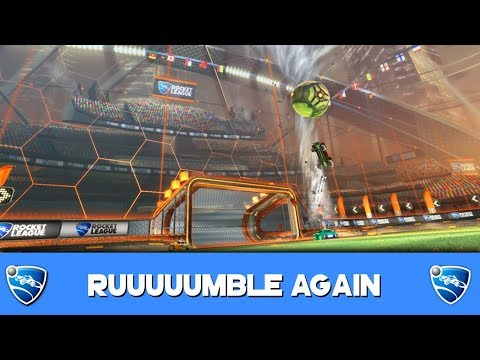 RUUUUUUMBLE again... ? Rocket League German Gameplay thumbnail