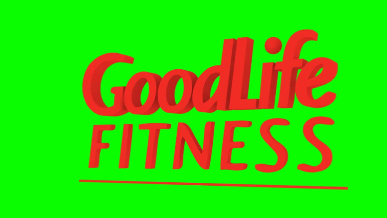 Goodlife Fitness Logo Chroma Youtube