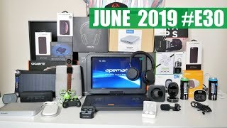Coolest Tech of the Month June 2019 - EP#30 - Latest Gadgets You Must See
