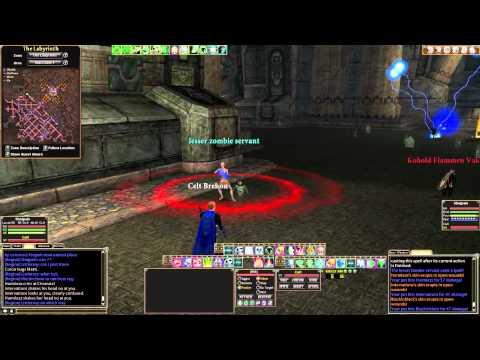 Repeat DAoC Genesis Necromancer Lets Play 1 by Cipher Dec