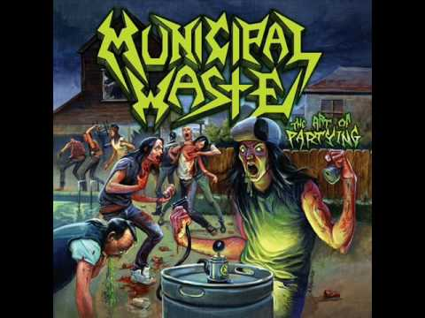 Municipal Waste - I Just Wanna Rock