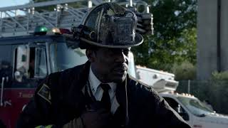 "Chicago Fire 8x07 Sneak Peek Clip 1 ""Welcome to Crazytown"""