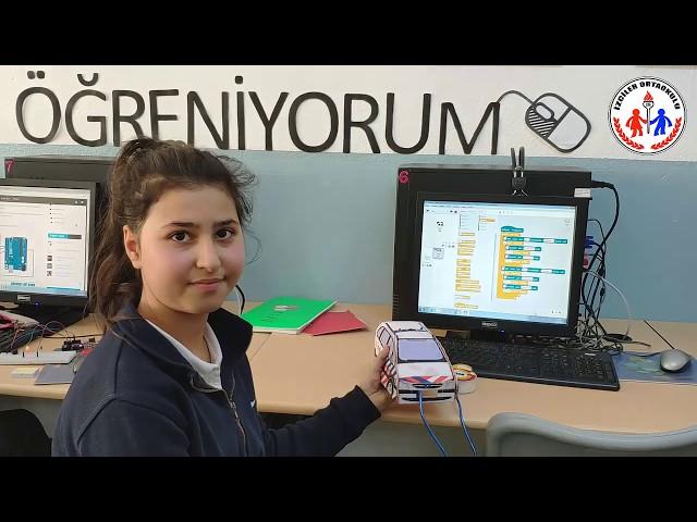 Arduino ile Çakarlı Polis Sireni Uygulaması