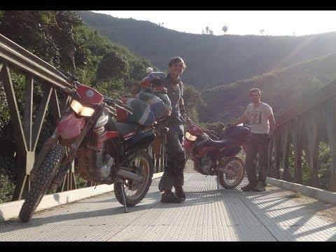 Laos Motorbike Adventure