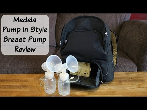 Medela Pump In Style Advanced Double Electric Breast Pump Review