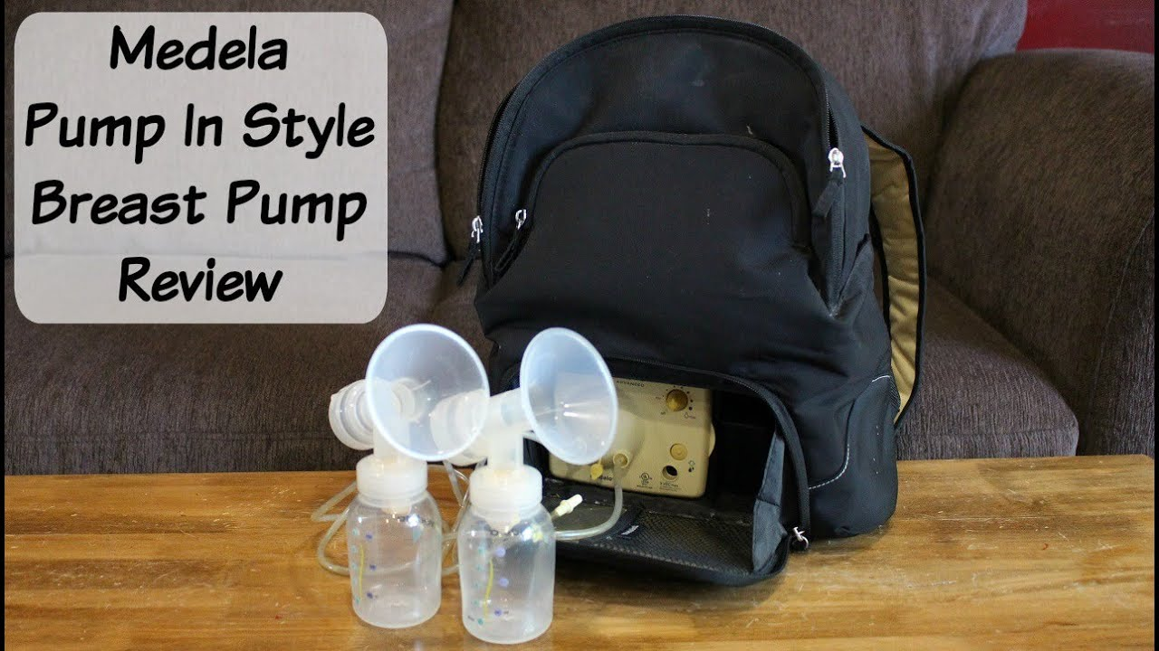 Medela Pump In Style Advanced Double Electric Breast Pump -4148