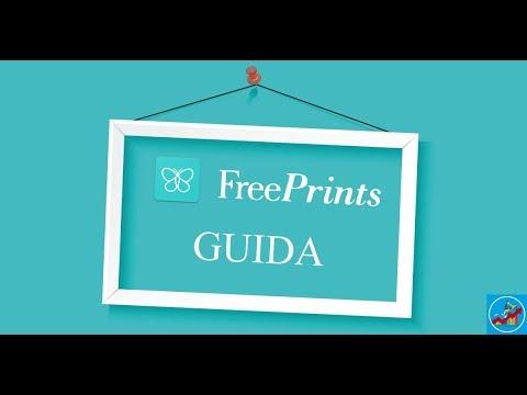 Come Stampare Foto GRATIS Con Freeprints!