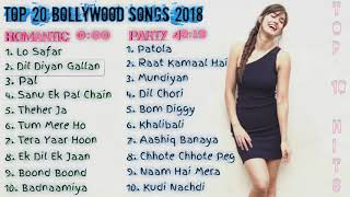 Top 20 Bollywood Songs Of 2018  New & Latest Bollywood Songs Jukebox 2018  Re-upload.mp3