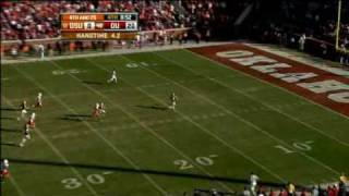 BIG 12 Rivalry: Oklahoma UPSETS BCS #12 Oklahoma State- November 28, 2009