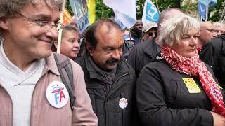 Manifestation de la fonction publique (9 mai 2019, Paris)