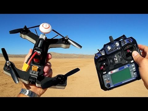 VIFLY R220 Tough Entry Level Racer Drone Flight Test Review