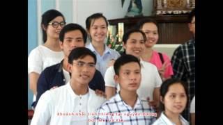 SVCG Thánh Tâm hành hương về với Mẹ TRà Kiệu