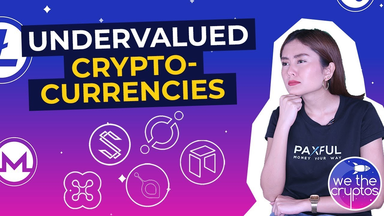 which cryptocurrency is undervalued