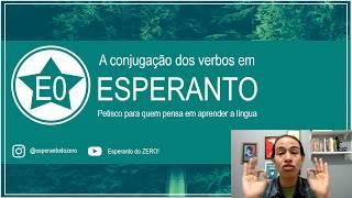 Petisco: Conjugação dos Verbos | Esperanto do ZERO