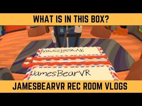 Unboxing Video in Virtual Reality-JamesBearVR