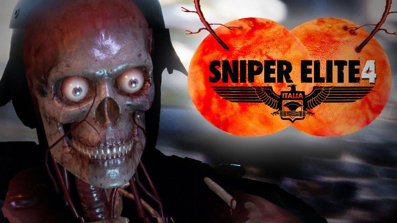 BACK TO BASICS - Sniper Elite 4 Gameplay