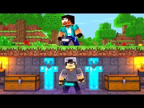 Minecraft: ADR #4 - SUPER BASE SECRETA!