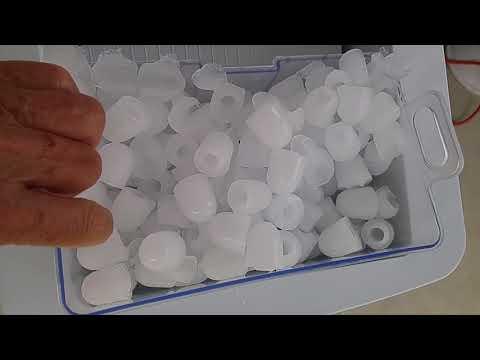 PORTABLE ICE MAKER!!!...pretty neat!!!