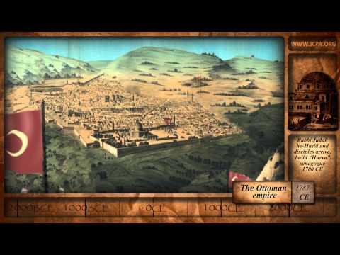 Jerusalem: 4000 años en 5 minutos (VIDEO)