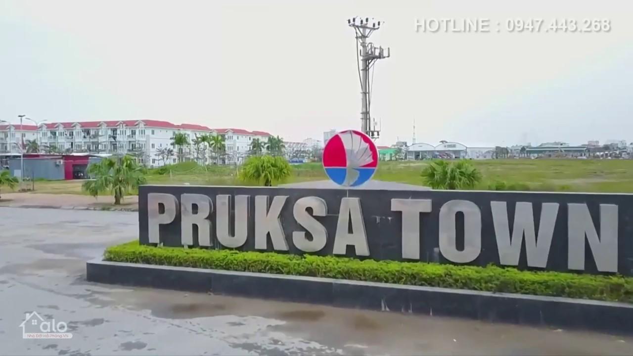 Dự Án Khu Đô Thị   Chung Cư Giá Rẻ Hoàng Huy Pruksa Town An Đồng Hải Phòng