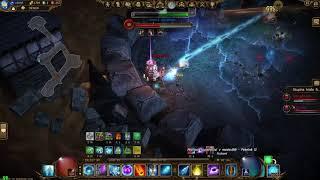 Drakensang Online - Q1 Inf2 speed run