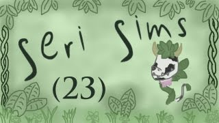 Seri Sims! Episode #23 - Boot Legged Booty