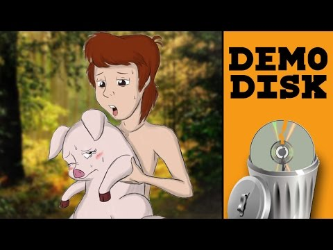 RULE 34 DISNEY - Demo Disk Gameplay