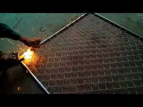Cách hàn dậu lưới không bị đứt The method of welding the grid is not broken