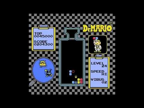 Dr. Mario прохождение денди