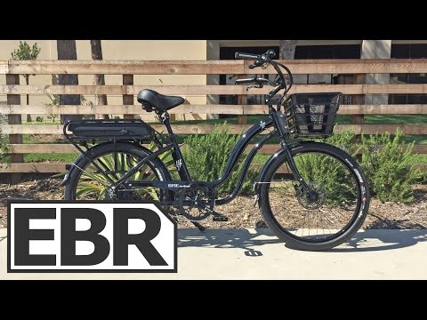 Electric Bike Company Model S Video Review - Fast, Affordable, Cruiser Ebike