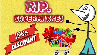 supermarket special video RIP SUPERMARKET Funny video mjo make joke of funny story angry prash type