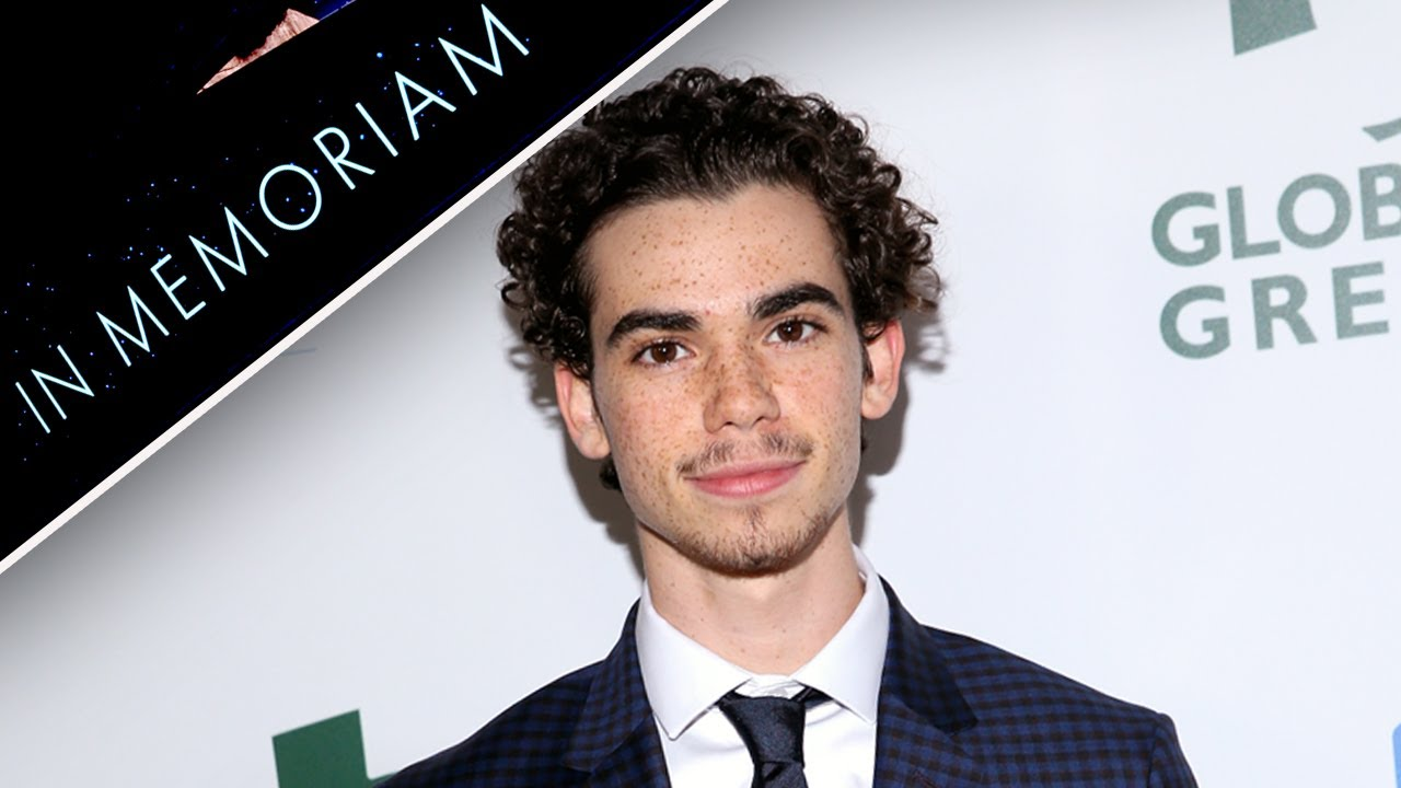 Cameron Boyce Missing From Oscars 'In Memoriam' Segment