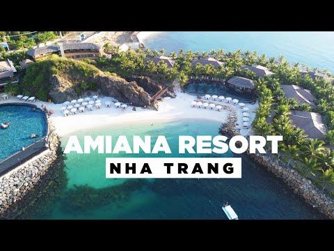 Review resort Amiana Nha Trang, 5 sao ngay trung tâm Nha Trang. Dễ đi, dễ chơi   Huy Kutis
