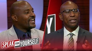 Eric Dickerson weighs in on the backlash he's faced since HOF protest   NFL   SPEAK FOR YOURSELF